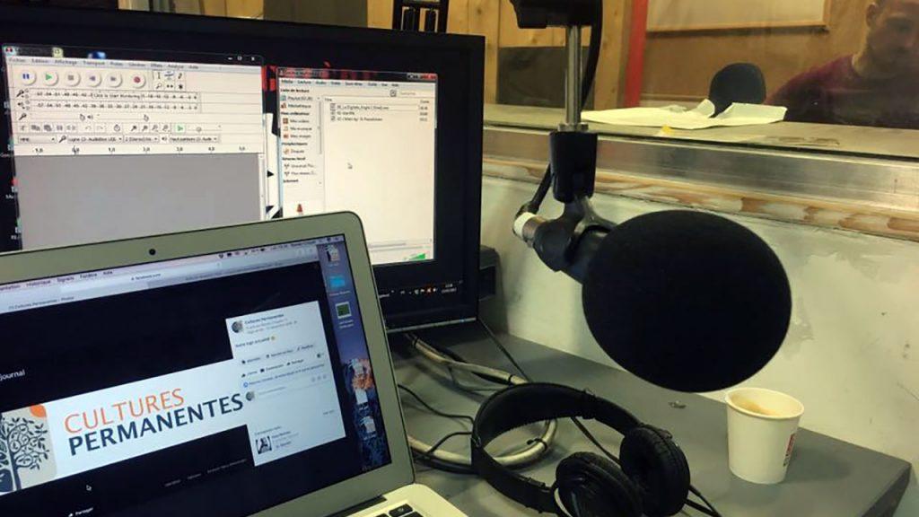 """Série d'émissions sur Radio Galère : """"Anthropocène et Transition"""""""
